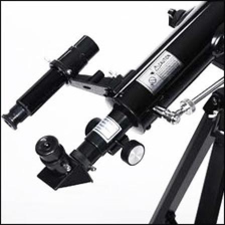 telescopio vivitar tel-60700 525x, 175x, 168x, 56x