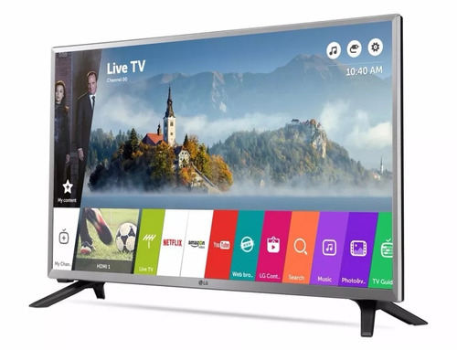 televisor led smart lg 32  hd