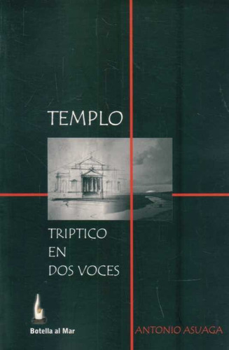 templo. triptico en dos voces -  asuaga, antonio