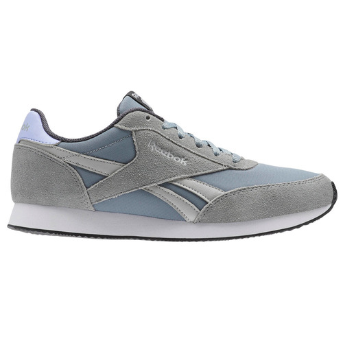 tenis atleticos classic jogger 2 mujer reebok bs7009