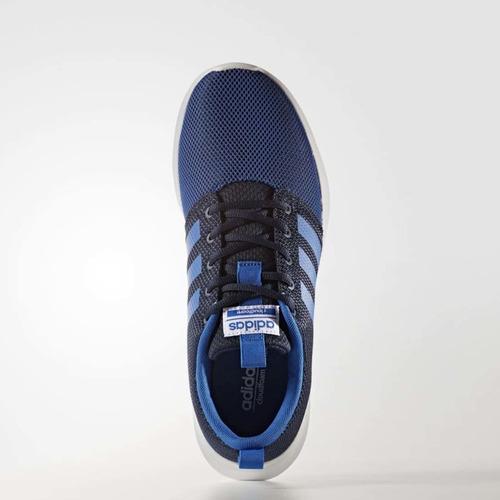 tenis hombre cloudfoam swift racer bb9941 adidas azul