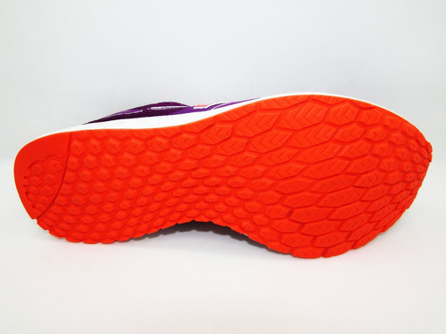 tenis new balance running w1980pn fresh foam /morado