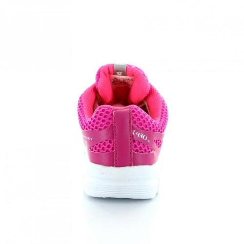 tenis para niña 360 footwear 175-043544 color fiusha