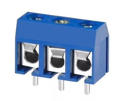 terminales tornillo bloque conector 3 p 5mm arduino arduinow
