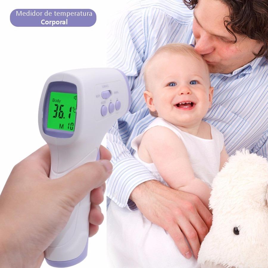 Que es la temperatura corporal de un bebe