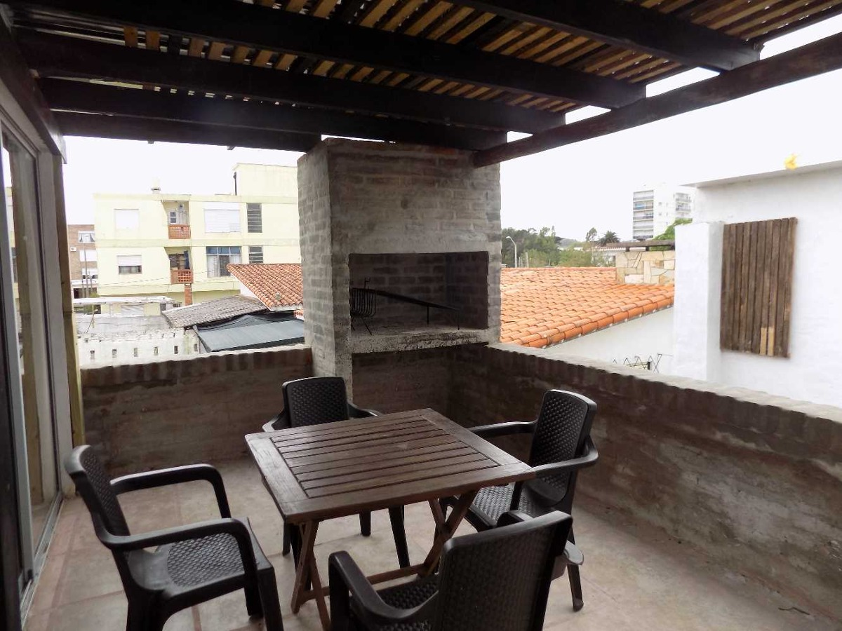 terrazas al centro 20 mts playa aire parrillero techado