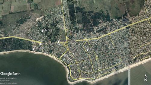 terreno 1200 mts city golf, atlántida, villa argentina