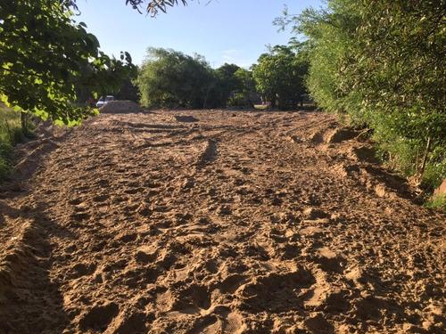 terreno 500 m2 delta del tigre derechos pocesorios