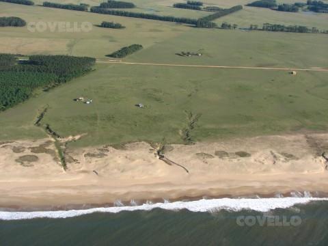 terreno a 100 metros del mar  - las garzas rocha