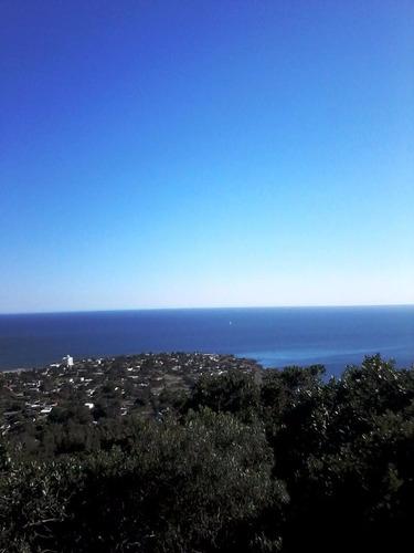 terreno a la venta con vista al mar en cerro san antonio