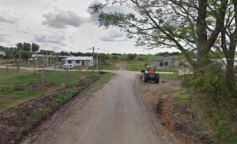 terreno a la venta en nueva helvecia, colonia 600 mts