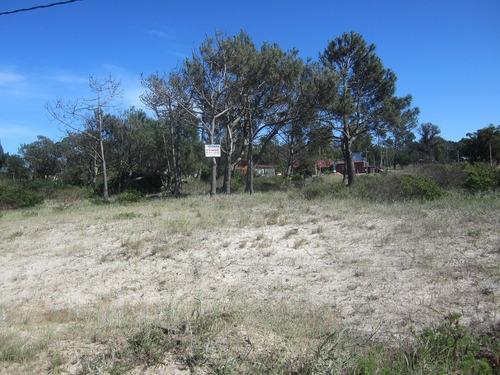 terreno balneario argentino frente a rambla (ref. y165)