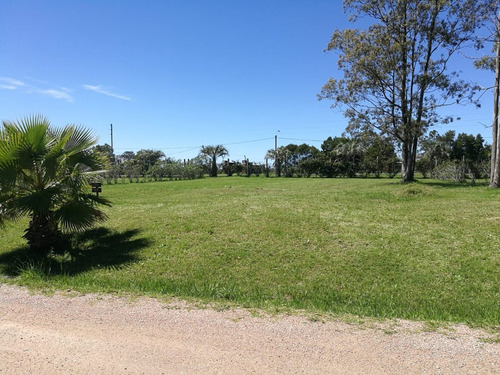 terreno barato financiable en barrio privado canelones - a17