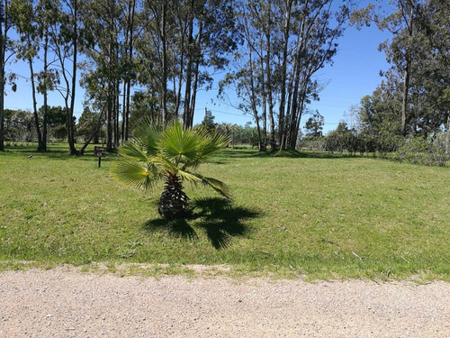 terreno barato financiable en barrio privado canelones - a18