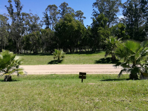 terreno barato financiable en barrio privado canelones - a8