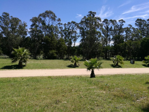 terreno barato financiable en barrio privado canelones - a9