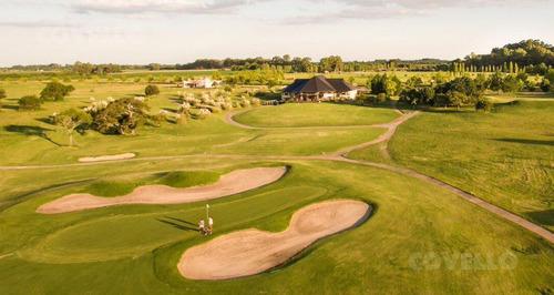 terreno, barrio privado, cancha de golf, seguridad, club house