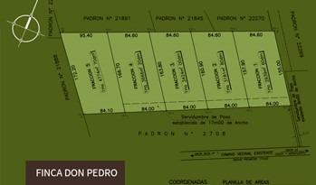 terreno de 1,2 hectárea,,residencia o inversión.,,u$$ 70000