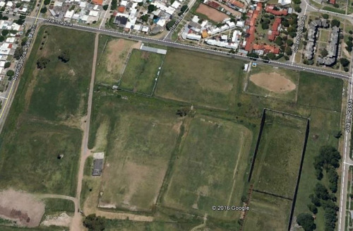 terreno de 21 hectáreas con frentes a av. san martín