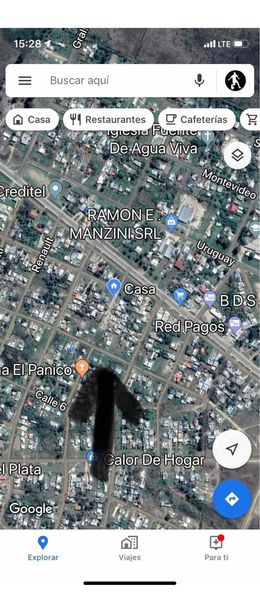 terreno de 500 mts en ciudad del plata..ruta 1 vieja. km 28