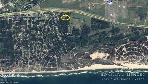 terreno en ocean park a muy buen precio