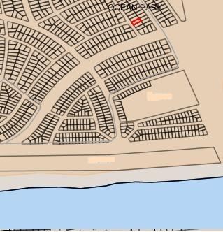 terreno en ocean park (ref y 149 )