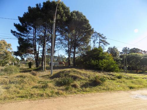 terreno en parque del plata