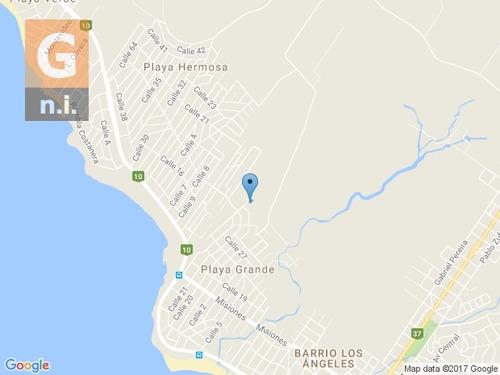 terreno en piriápolis (playa grande)