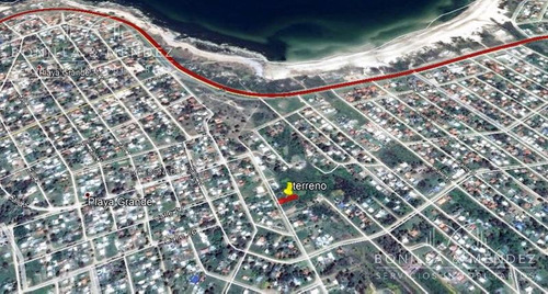 terreno en playa grande listo para construir