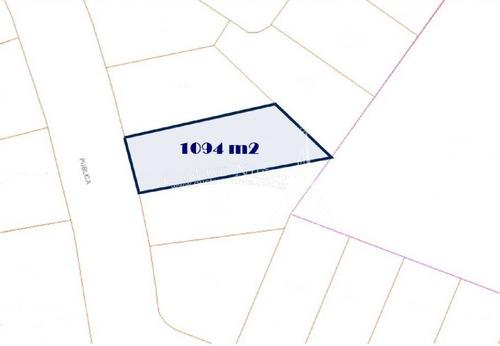 terreno en punta colorada - ref: 2816