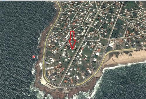 terreno en punta fria a 1 cuadra y media de la costa!