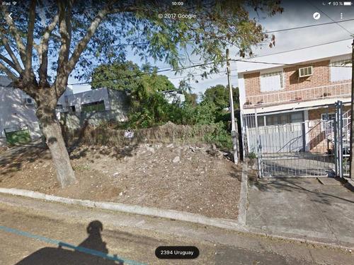 terreno en salto (calle uruguay)