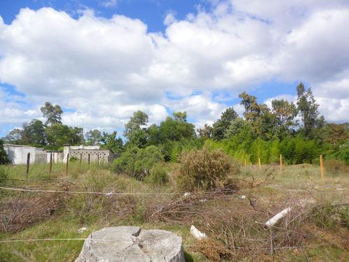 terreno en venta en parque del plata norte 135pp