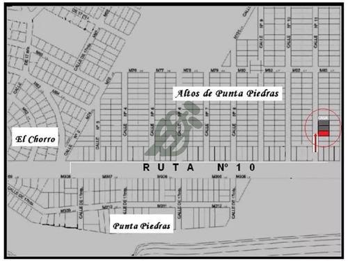 terreno en venta ref: 1555