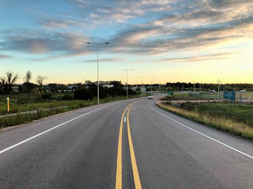 terreno en venta sobre ruta 5 - km 26 - progreso