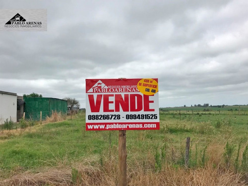 terreno en venta - tarariras - colonia #498