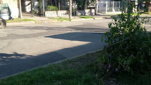 terreno ideal bca de leña, deposito o estac. etc. muy amplio