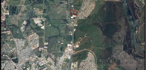 terreno logístico, ruta 39 frente a barrio hipódromo, lanzamiento