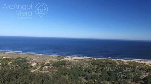 terreno manzana entera frente al mar en sauce de portezuelo, ideal proyecto
