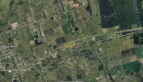 terreno sobre ruta 8 km 41 con 30000m y 380m fte.