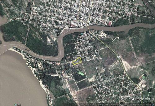 terreno, vista al rio, zona urbana, cerca de la playa