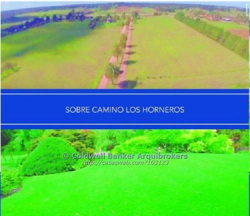 terrenos a la venta en country quinta los horneros