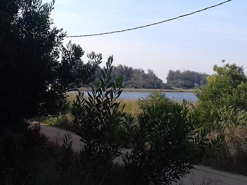 terrenos con hermosa vista a la laguna