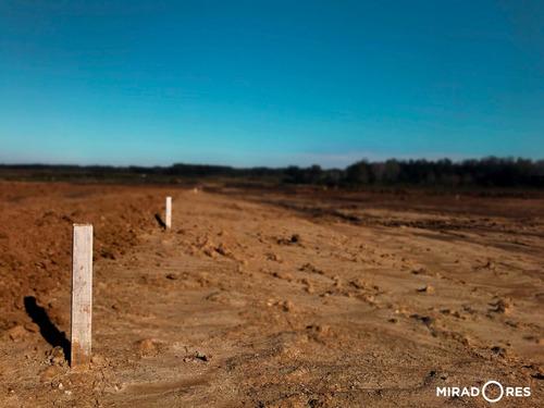 terrenos desde 300m2 - fraccionamiento miradores-
