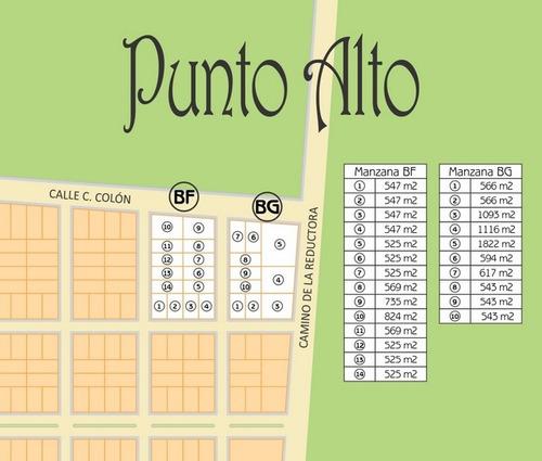 terrenos en venta, desde 525m² a 825m², ciudad de libertad