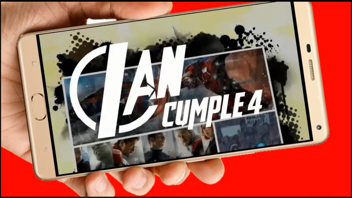 The Avengers Comics 1 Tarjeta Invitación Cumpleaños