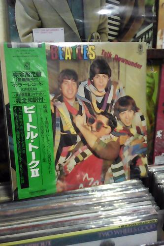 the beatles disco de vinilo lp japon coleccion nuevo