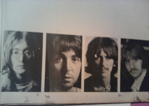 the beatles- el álbum blanco-1969 apple ed.argentina