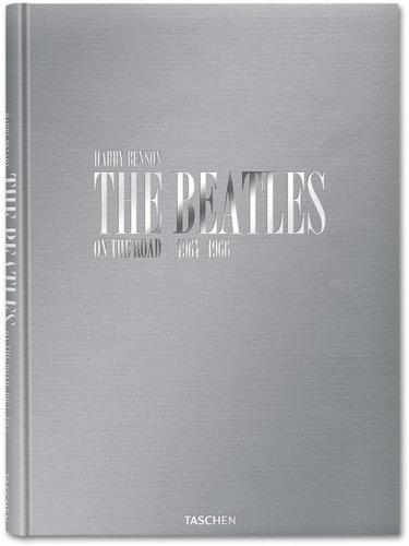 the beatles on the road 1964 - 1966 harry benson - taschen