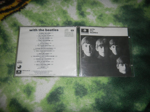 the beatles- with the beatles